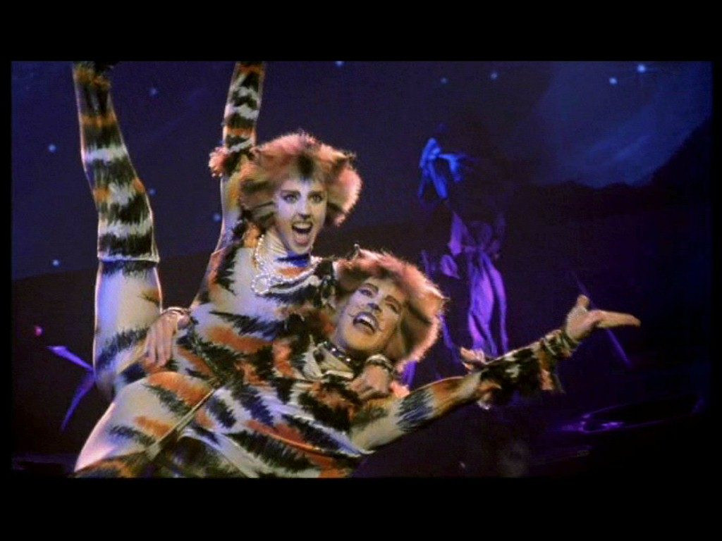 cats broadway play songs