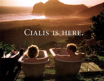 Ed Tv Ads Cialis Is Here Kc Confidential