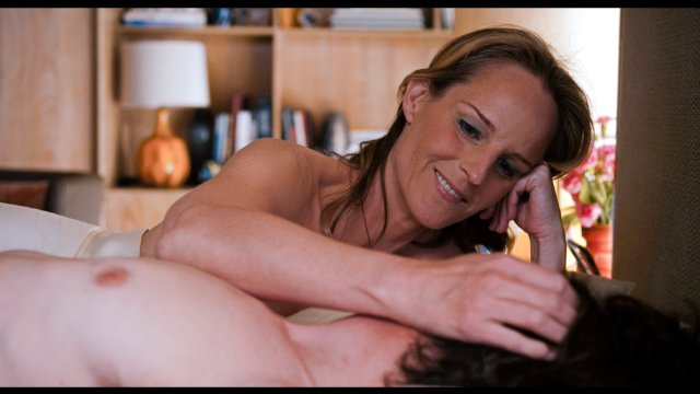 blonde wife nude