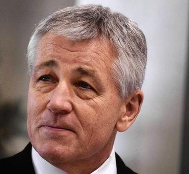 Chuck Hagel to be nominated as Defense secretary