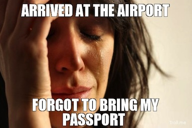 arrived-at-the-airport-forgot-to-bring-my-passport