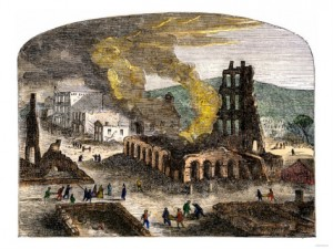 confederate-quantrill-raid-burns-lawrence-kansas-1863