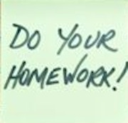 do-your-homework
