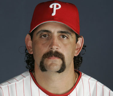 Sadly, Anthony Fasano is NOT related to former KC Royals catcher Sal.