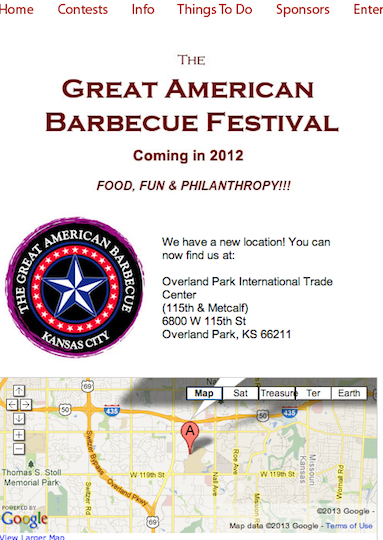 great american barbecue 2012