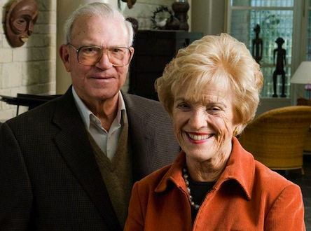 Don and Adele Hall