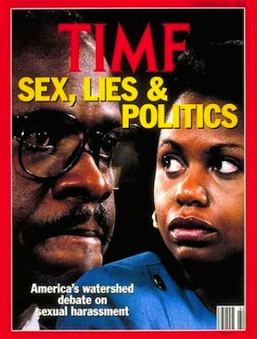 Clarence-Thomas-and-Anita-Hill-