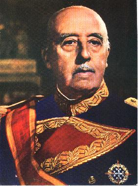 Generalissimo Francisco Franco