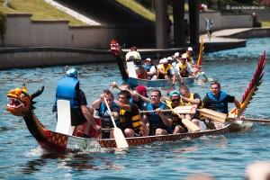Dragon Boats by Eric Bowers