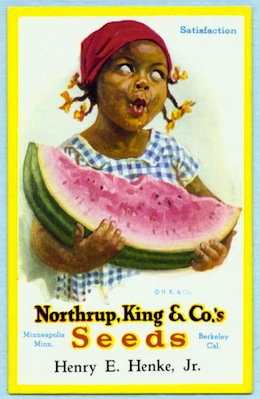 racism-with-watermelon