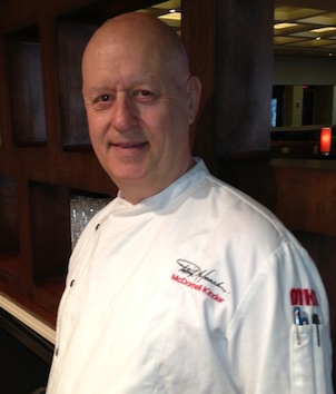 Chef Patrick McDonnell