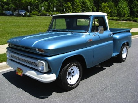 1965 Chevy C-10 Pickup