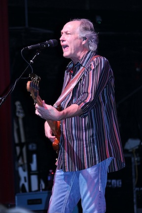 Little River band's Wayne Nelson by Gary Graham