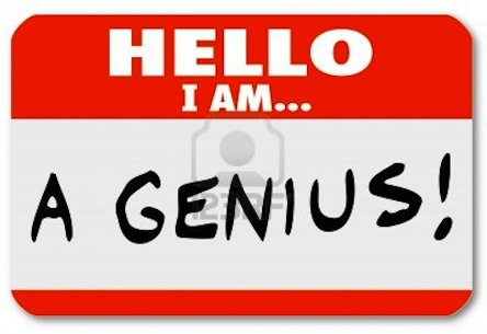15875809-a-red-nametag-with-the-words-hello-i-am-a-genius-that-might-be-worn-by-a-brilliant-expert-or-very-sm