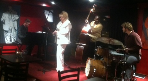 Chelle Swanson at Broadway Jazz