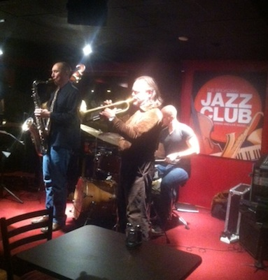 Stan Kessler at Broadway Jazz