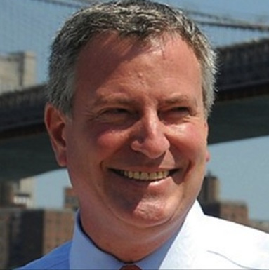 NYC-Democratic-mayoral-candidate-Bill-de-Blasio-Facebook