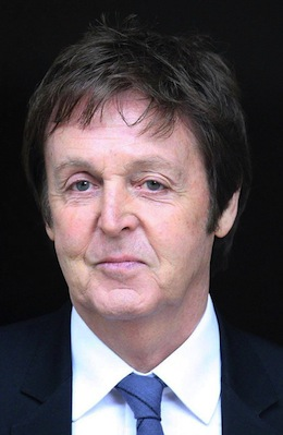 McCartney gives up cannabis