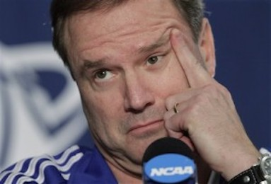 "Bill-Self-Calls-His-Squad-The-""Worst-Kansas-Team-Ever"""