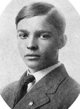 Dwight D. Eisenhower In his porcelain youth