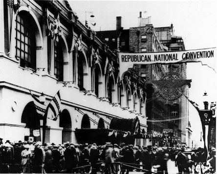 Republican Convention  Kansas City 1928