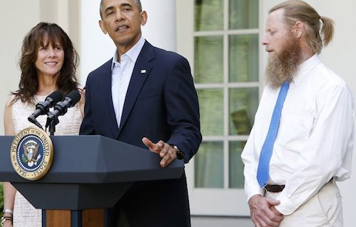 bergdahl parents obama reuters