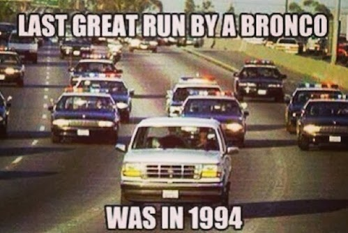 last great run by a bronco