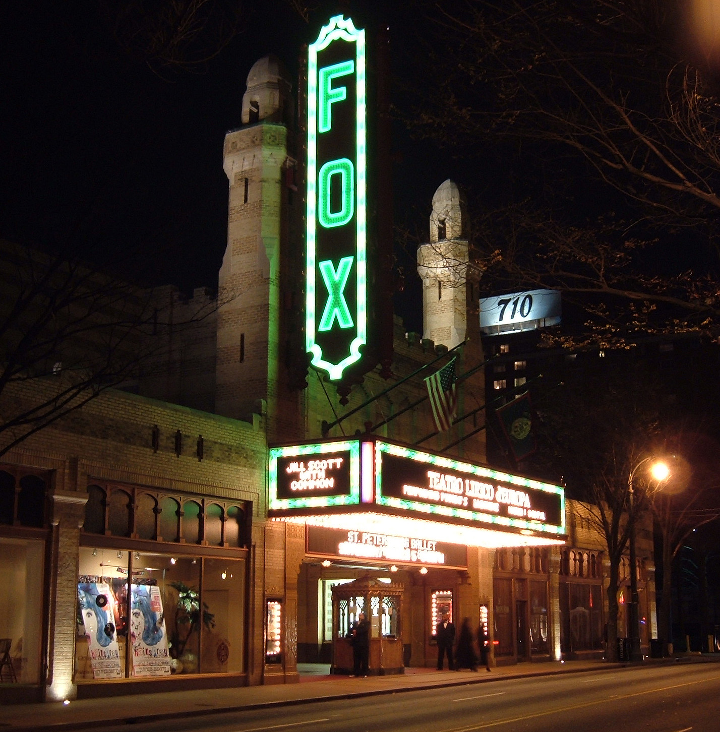 Fox_Theater_night