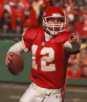 Rich Gannon The way he were