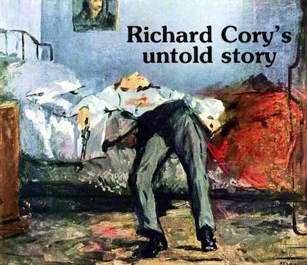 """who is the speaker on the poem richard cory The poem begins by describing cory as he appears to others the speaker of """"richard cory"""" speaks for the people of a small town."""