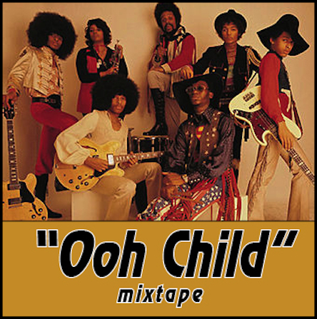 ooh child mixtape cover