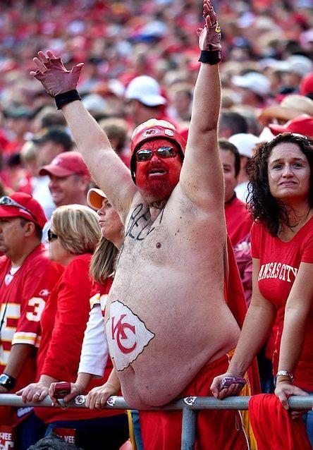 Hearne: How Bad Do Chiefs Fans Suck?   KC Confidential
